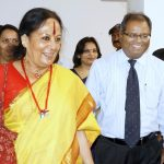 With Mrs. Sonal Mansingh