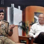 With CISF Chief