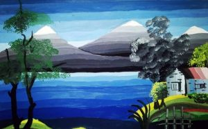 Khushi Maurya's Paintings Display Wide Varieties