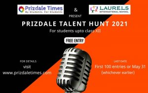 Laurels and Prizdale Times Launch Talent Hunt